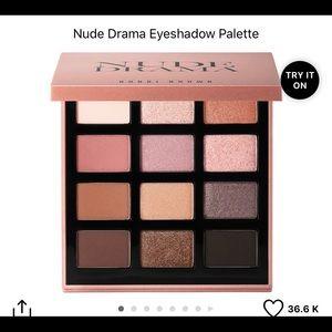 Bobbi Brown Nude Drama Palette
